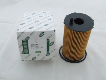 Duckworth Land Rover X Discovery 3 Tdv6 Oil Filter