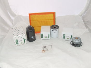 Defender TD5 Service Kit (Genuine)