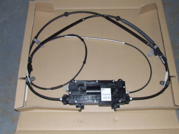 Discovery 3 Electric Park Brake Actuator Module And Cables