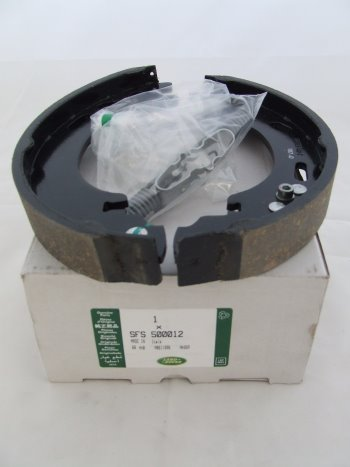 Brake Parts For Land Rover Discovery 3